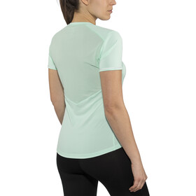Salomon Agile - Camiseta Running Mujer - Turquesa
